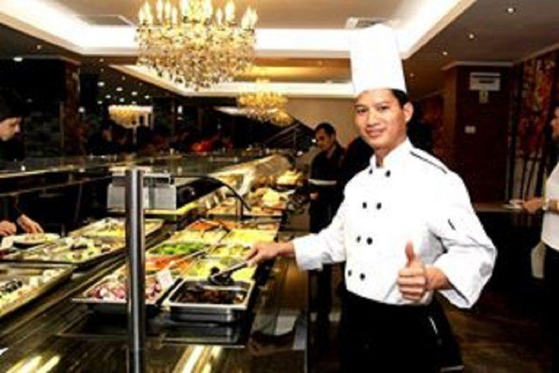 Restaurant Asiatic va recomanda salata de alge!