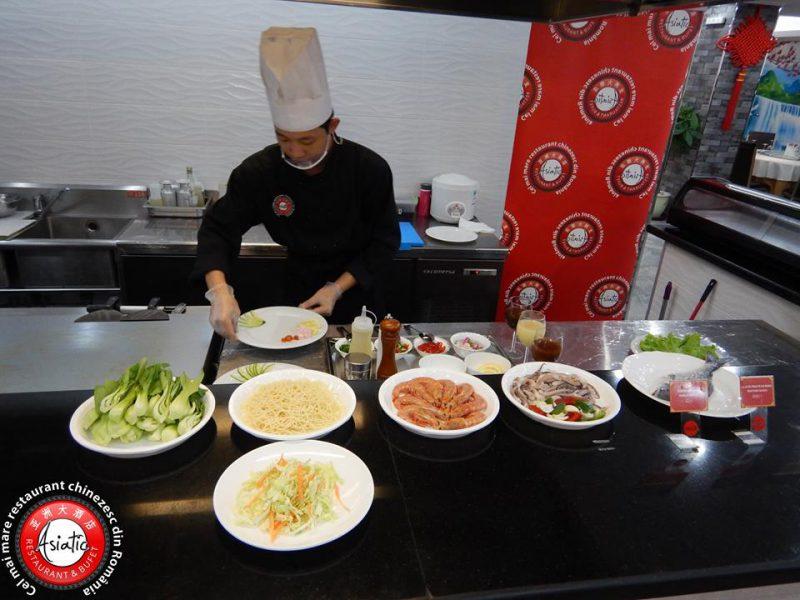 Restaurant Asiatic si secretele gastronomiei