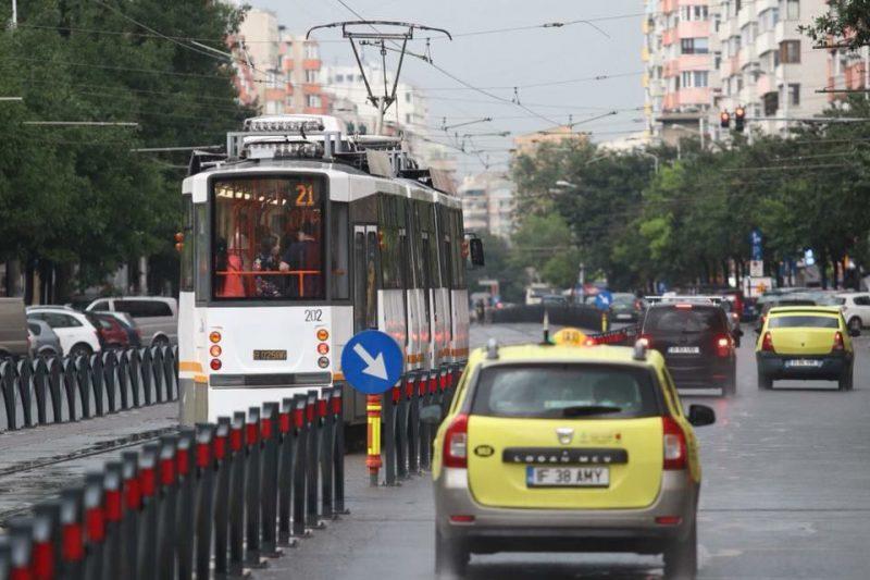 Taxa de parcare în centrul Bucureștiului a crescut la 10 lei pe oră