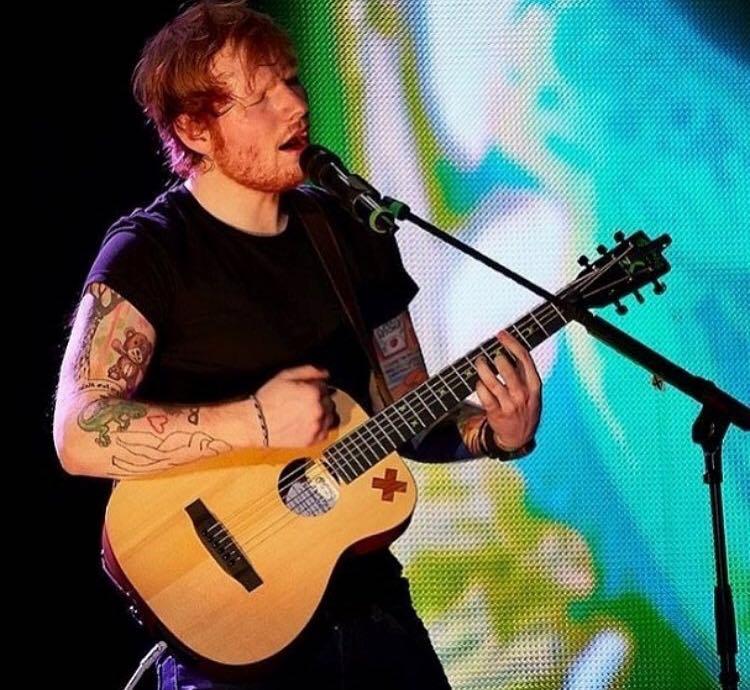 Ed Sheeran va concerta pentru prima dată în România