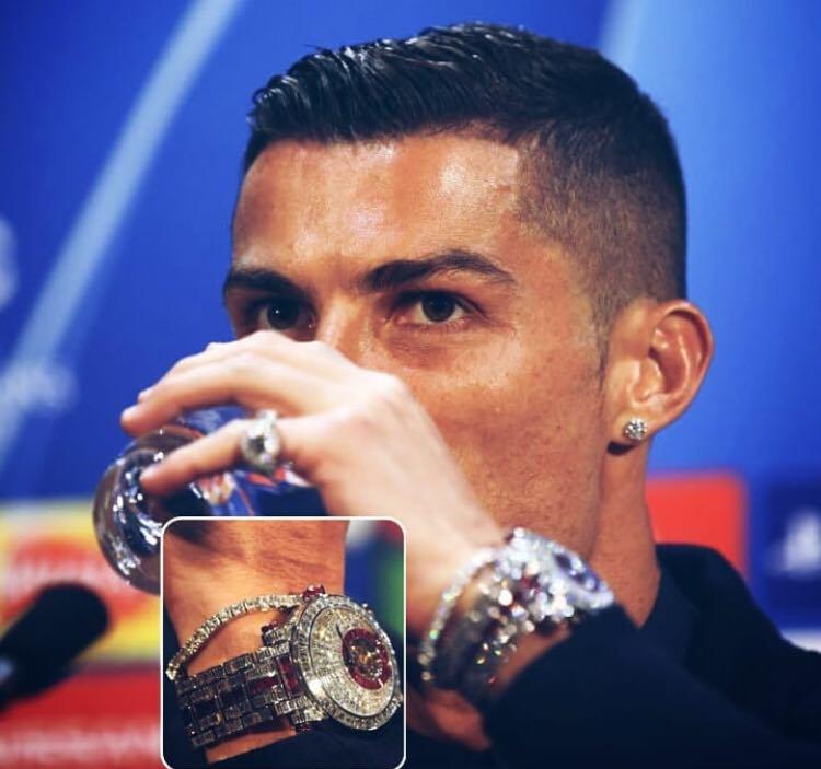 Ronaldo, proprietarul unui Bugatti de 11 milioane de euro