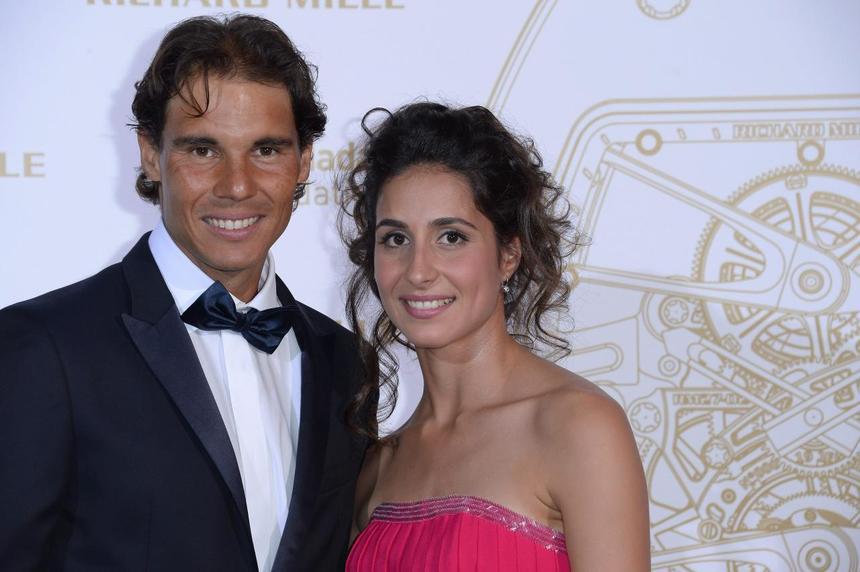 Rafael Nadal s-a căsătorit cu Maria Perello