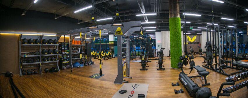 The Movement Training Center, una dintre cele mai de top săli de fitness din Bucureşti!
