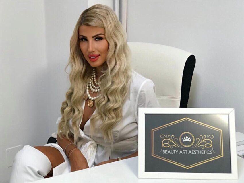 Cum să conduci o afacere de succes în 2021. Află de la managerul clinicii Beauty Art Aesthetics, Mădălina Brândușescu